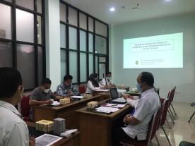 Penerimaan Kunjungan Kerja DPRD Kotabaru, Kalimantan Selatan