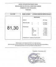 Hasil SKM Bagian Umum dan Protokol 2021